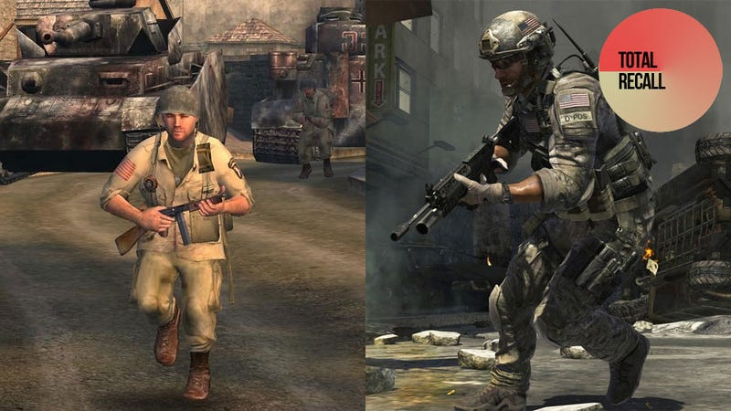 Illustration for article titled Call of Duty, You've Come a Long Way, Baby