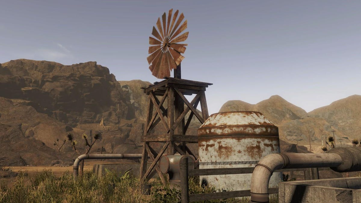 Fallout 4 Modders Can't Use New Vegas' Voice Acting, So They
