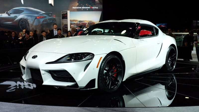 Illustration for article titled The 2020 Toyota Supra Is Finally Here With 335 HP, Does Zero to 60 in 4.1 Seconds