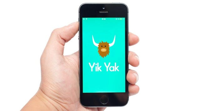 Why Everyone s Excited About YikYak Again (and Why It s Not Truly Anonymous)