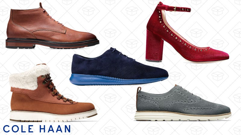 Up to 70% off select styles | Cole Haan