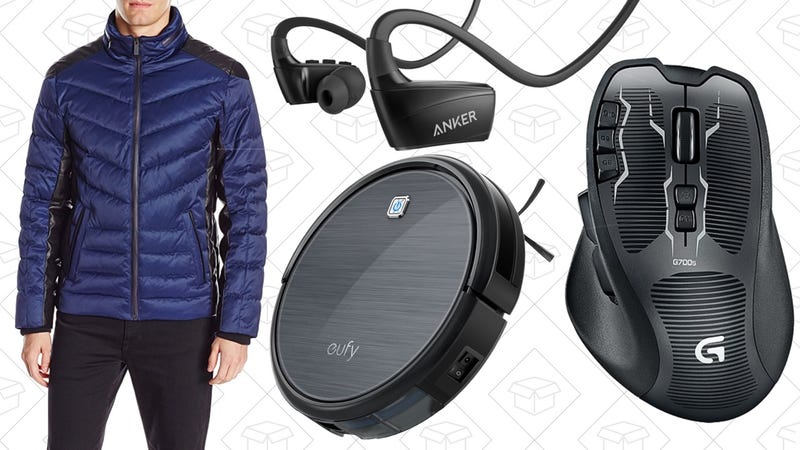 Illustration for article titled Today's Best Deals: Anker RoboVac, NFL Apparel, More Early Black Friday Discounts