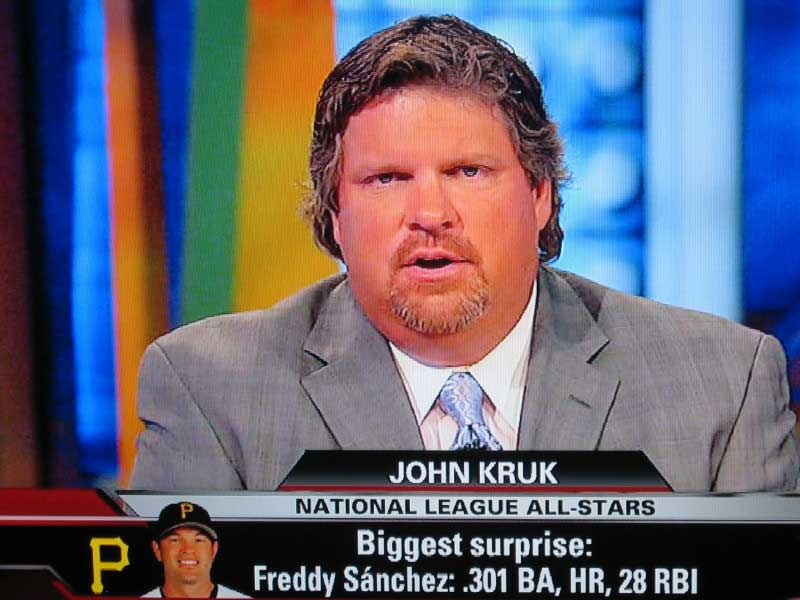 Illustration for article titled Someone Please Help Lift Up Kruk's Hair