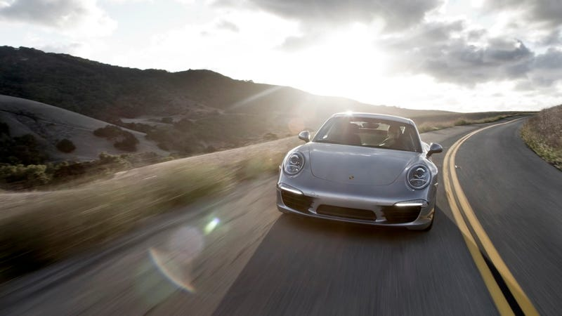 Illustration for article titled 2012 Porsche 911 gallery