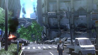 Illustration for article titled See Japan Crumble (In 3D!!!) In Disaster Report 4