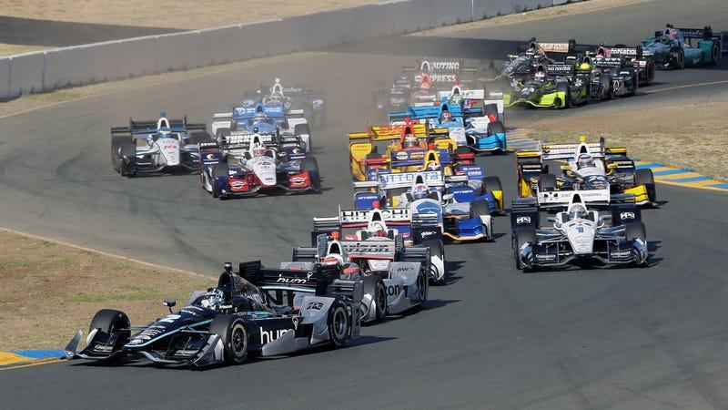 Illustration for article titled Weekend Motorsport Roundup: September 15-16, 2018