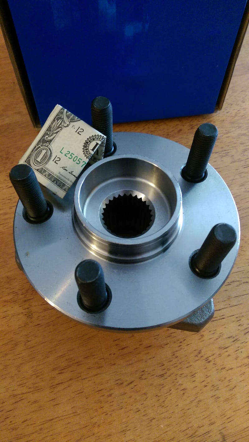 Illustration for article titled Let's talk wheel bearing replacement