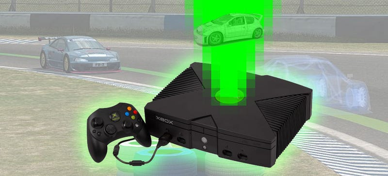Illustration for article titled Son Finds His Late Dad's 'Ghost' In A Racing Video Game