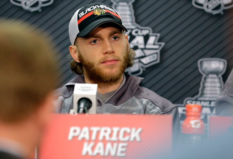 Illustration for article titled Report: Accuser Claims Patrick Kane Overpowered And Raped Her