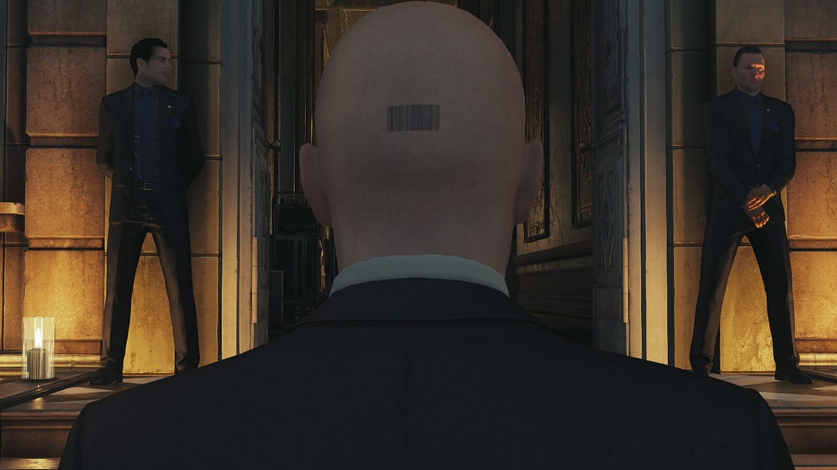 Intentionally or not, the new Hitman is hilarious