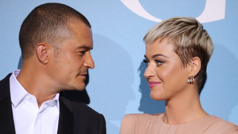 Orlando Bloom and Katy Perry Got Engaged on Valentine's Day