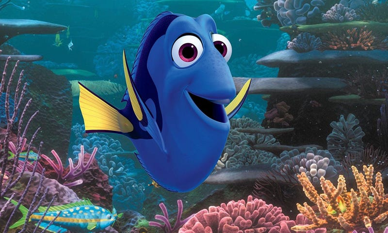 Illustration for article titled Nuevo tráiler completo de Finding Dory ¿Podrá Pixar superar Buscando a Nemo?