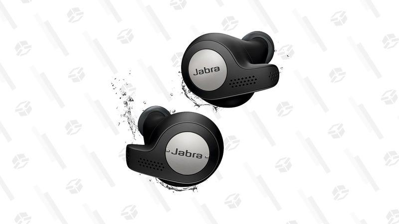 Refurbished Jabra Elite 65t Alexa Enabled True Wireless Earbuds with Charging Case | $100 | eBay