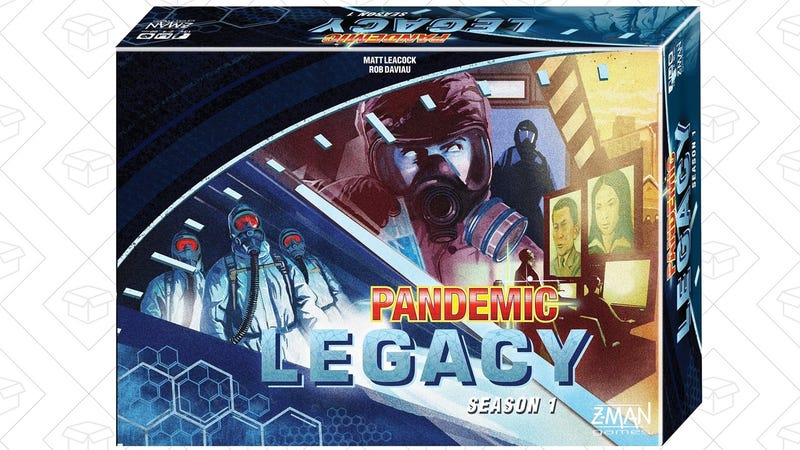 Pandemic Legacy Blue, $39 | Also available in red.