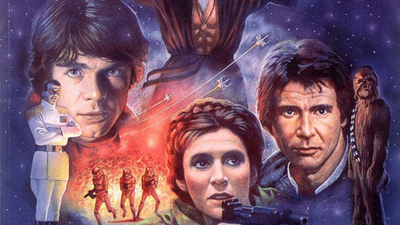 Illustration for article titled 8 Parts of the Star Wars Expanded Universe That Should Have Stayed Canon