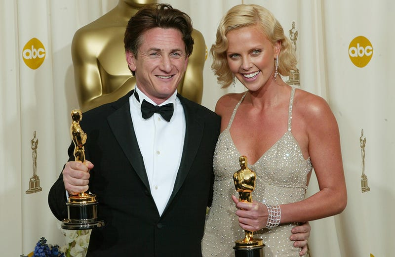 Illustration for article titled Charlize Theron and Sean Penn are 'Secretly Engaged'