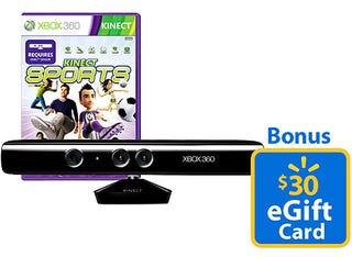 Illustration for article titled Walmart Readies Kinect Bundles
