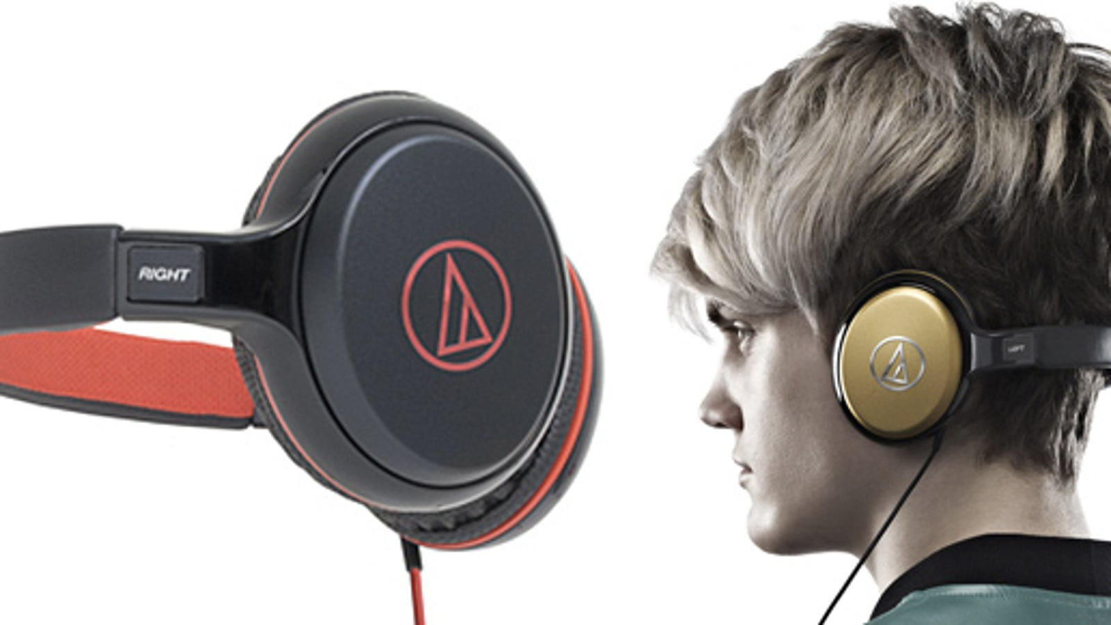 headphone organizer wrapper - Over-Ear Headphones That Wrap Behind Your Head To Preserve Your 'Do