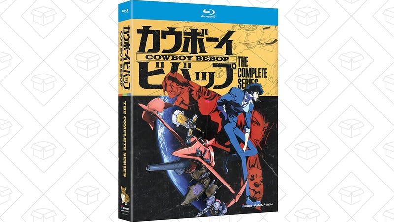 Cowboy Bebop: The Complete Series, $22