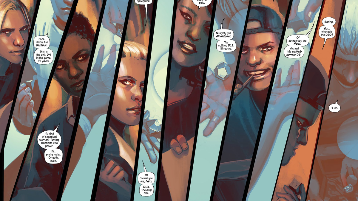 Image Comics' Die Is Back This Week, And You Have to Read It