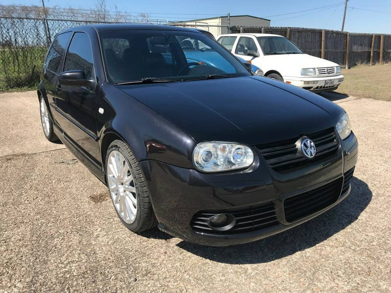 At 8750 Could This 2004 Vw R32 Be Your Golf With Balls