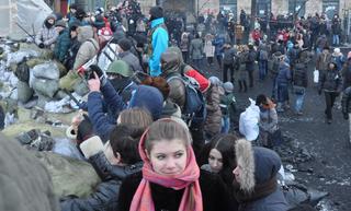 Illustration for article titled Ukrajna február harmadikán - Frissül