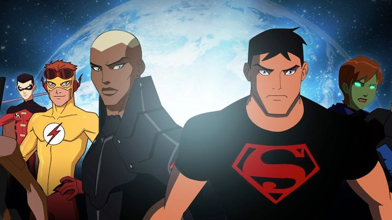 Illustration for article titled When DC canceled Young Justice, it destroyed a universe of potential