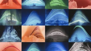 Beercan Solargraphs Show Off Our Brilliant Sun
