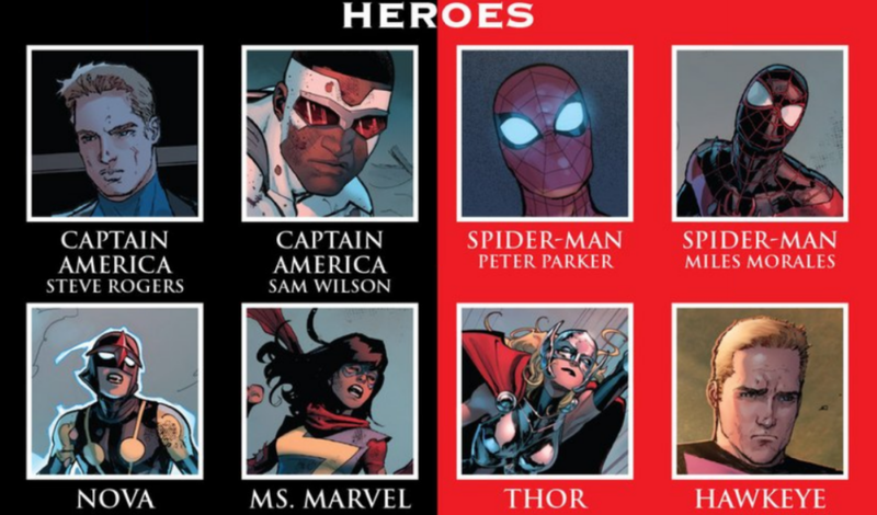 Illustration for article titled Marvel Is Killing Off One of Its Oldest Superheroes Today