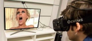 Illustration for article titled Oculus Rift también tendrá su ración de porno en realidad virtual