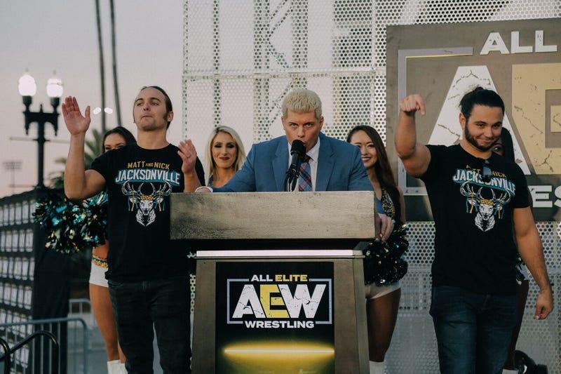 Cody Rhodes, The Khans y Chris Jericho hicieron oficial su nueva promoción, y podría ser grande - Deadspin