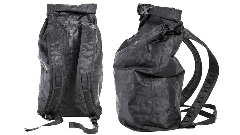 Illustration for article titled A Lightweight Backpack Made From Fabric That's 10X Stronger Than Steel