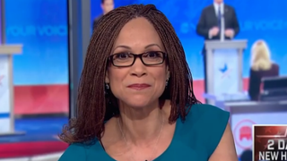 """Melissa Harris-Perry is """"grateful for years of support and criticism.""""MSNBC"""