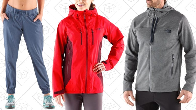 The North Face sale at REI