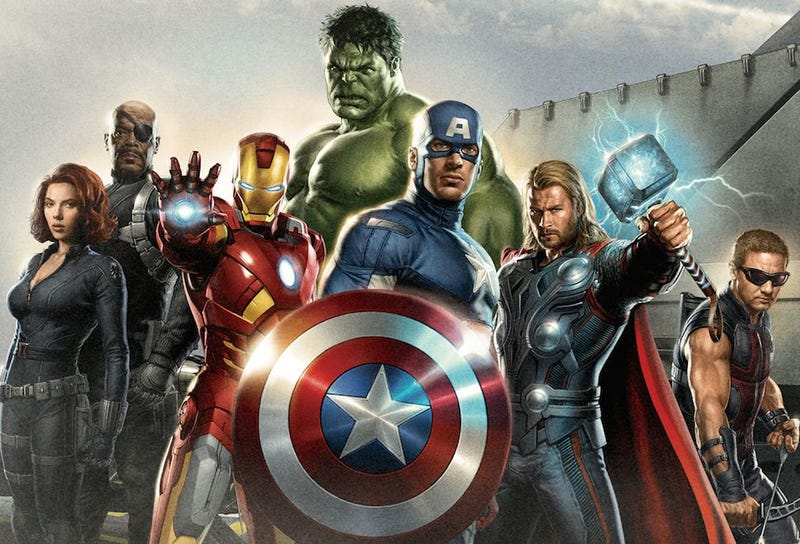 Illustration for article titled Marvel Has Its Movies Planned Through 2028. Yes, 2028.
