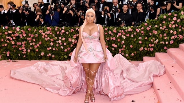 Nicki Minaj says she's retiring to start a family