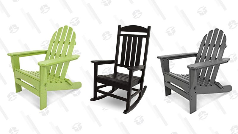 Grab a Glass of Sweet Tea and Buy a Rocking Chair for Your Porch