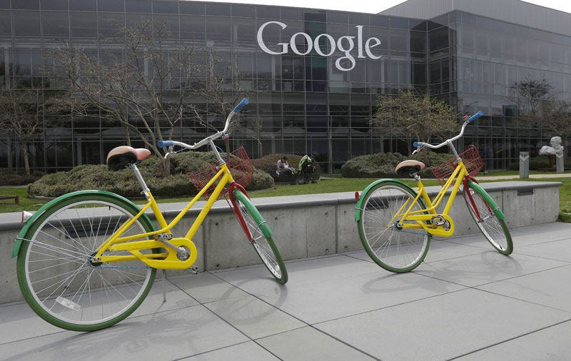 Oficinas de Google. Foto: AP Images