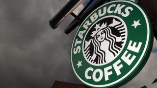 Starbucks logoChristopher Furlong/Getty Images