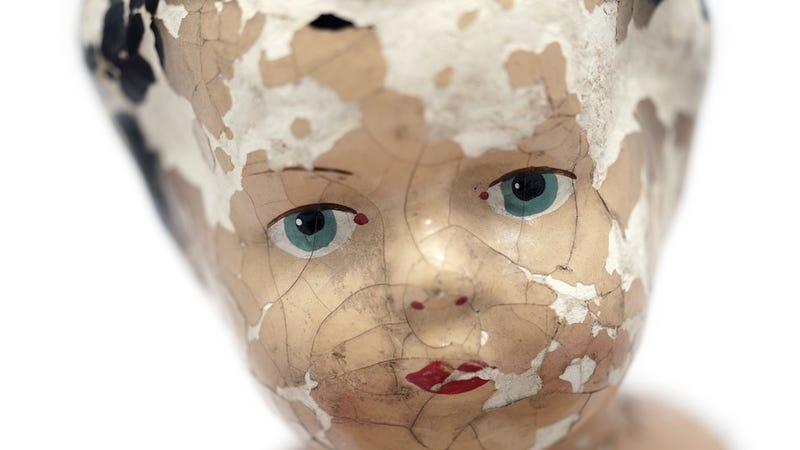 Illustration for article titled There Are 'Haunted' Dolls for Sale Online and They Cost a Fortune