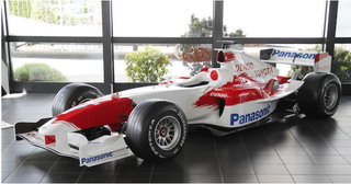 Illustration for article titled want a Toyota F1 car?
