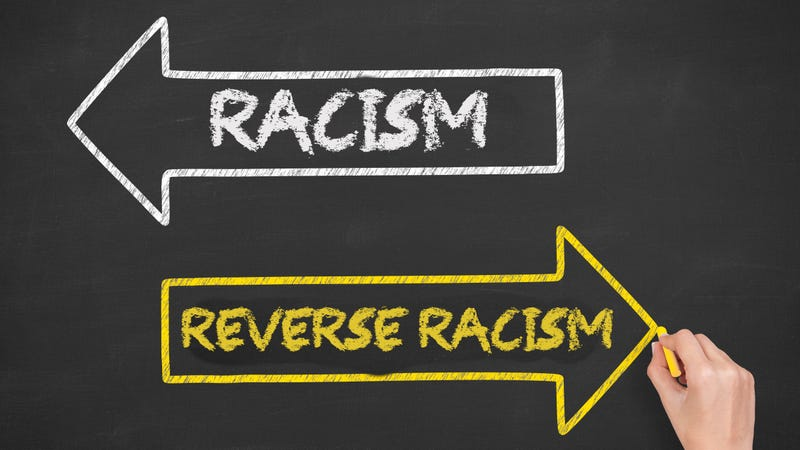 Illustration for article titled Reverse Racism, Explained