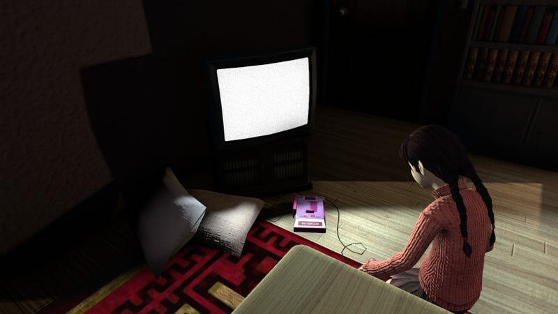 Illustration for article titled Cult-classic horror game Yume Nikki deserves a better remake