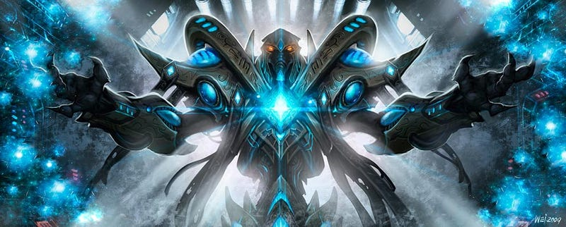 Illustration for article titled How To Pick Your Race In StarCraft II