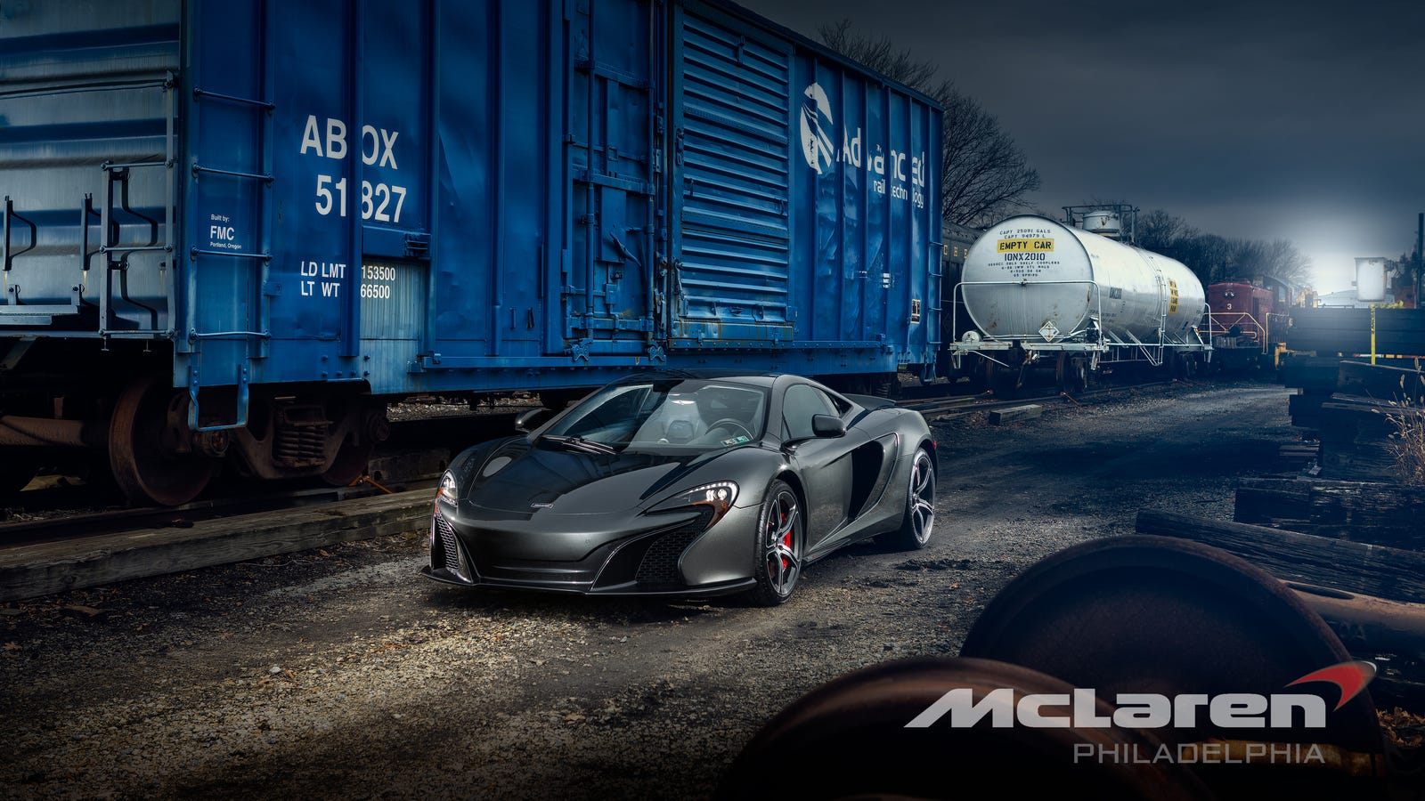Your Ridiculously Awesome Mclaren 650s Wallpaper Is Here
