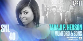 Taraji P. HensonSaturday Night Live