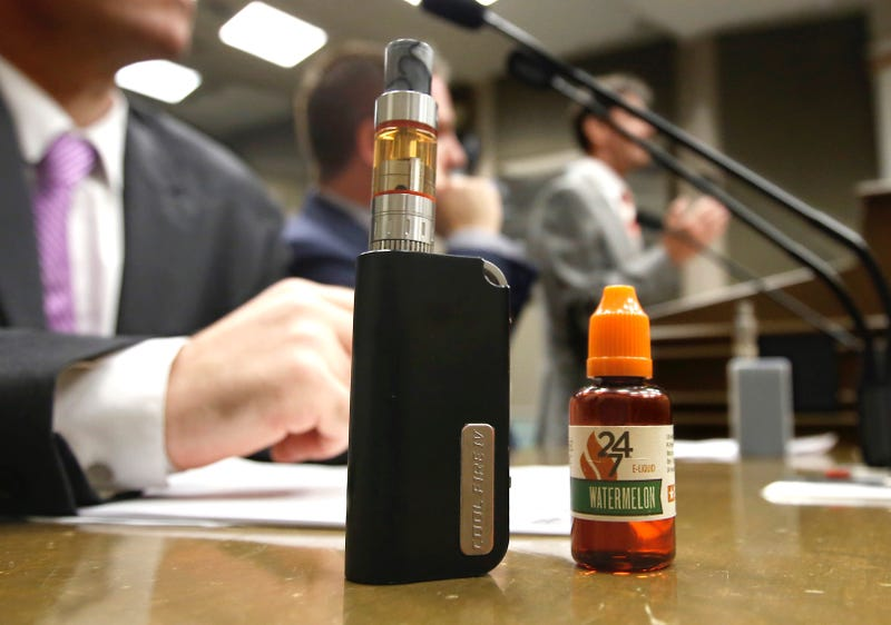 Vape Terrorists Now Banned From Putting E-Cigs in Checked Baggage