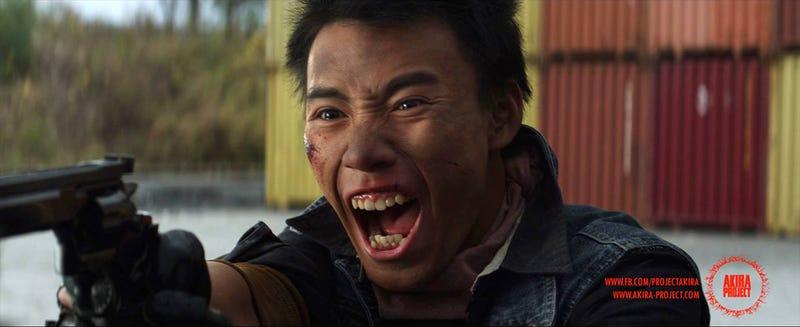 Illustration for article titled Este tráiler de Akira con actores reales debería hacerse película