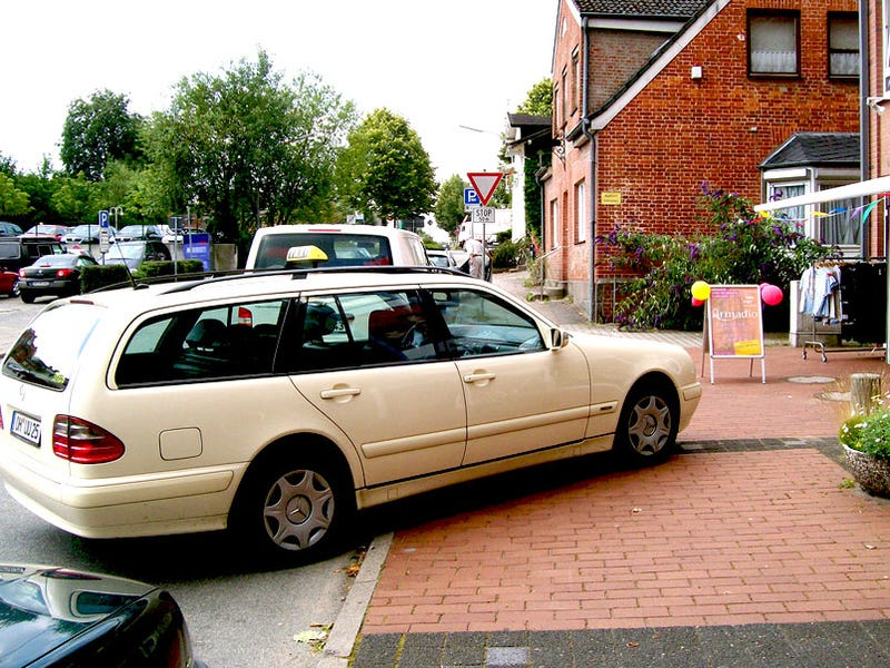 Illustration for article titled How To Park Wherever You Want
