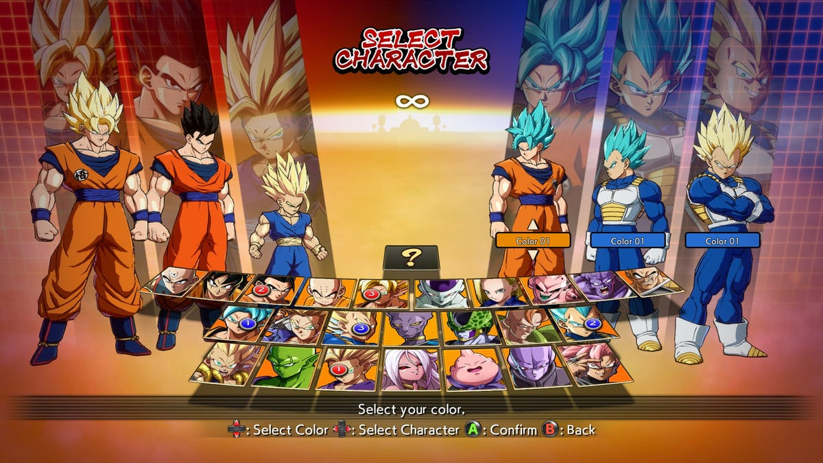 Dragon ball fighterz the kotaku review voltagebd Image collections